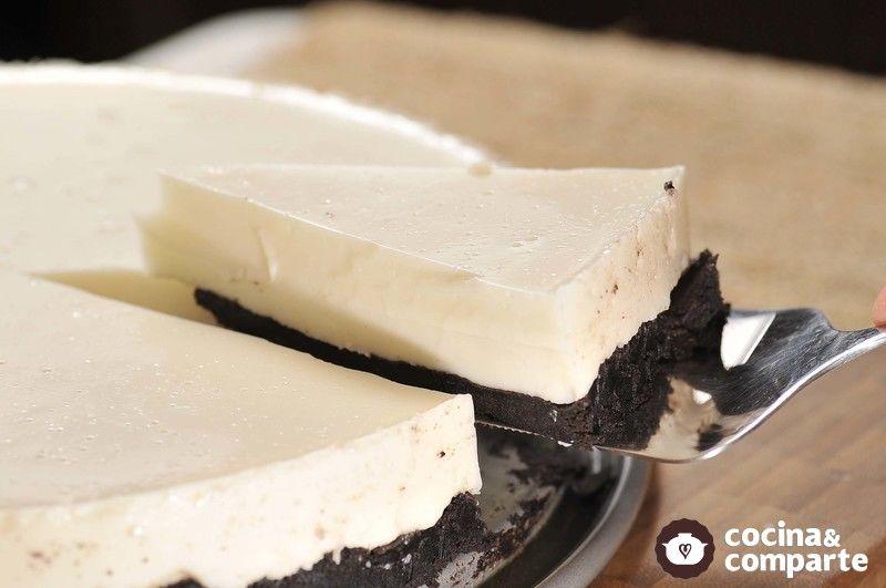 Pay ligero de yogur