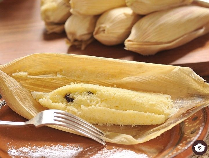 Tamales Canarios
