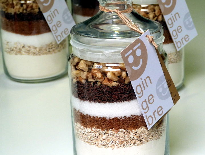 Regalo - Pan dulce de nueces y chocolate