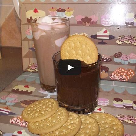 Chocolate irlandes y español