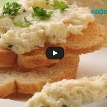 Paté de pollo, albahaca y nuez de la India