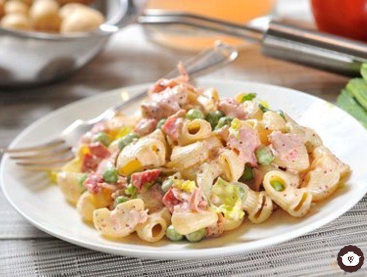 receta ensalada de coditos cyc