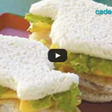 Sandwich de figuras