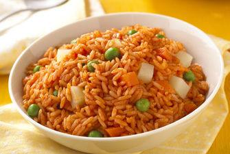 Receta arroz rojo mexicano cyc for Cocinar 2 tazas de arroz