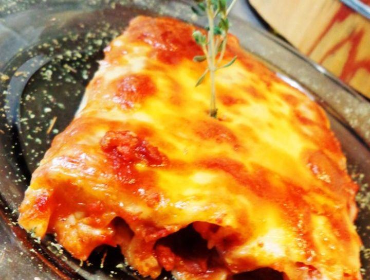 Cannelloni al hono