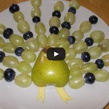 Postres con frutas