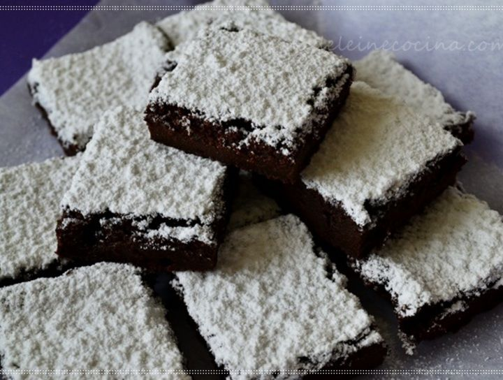 Brownies Low Fat
