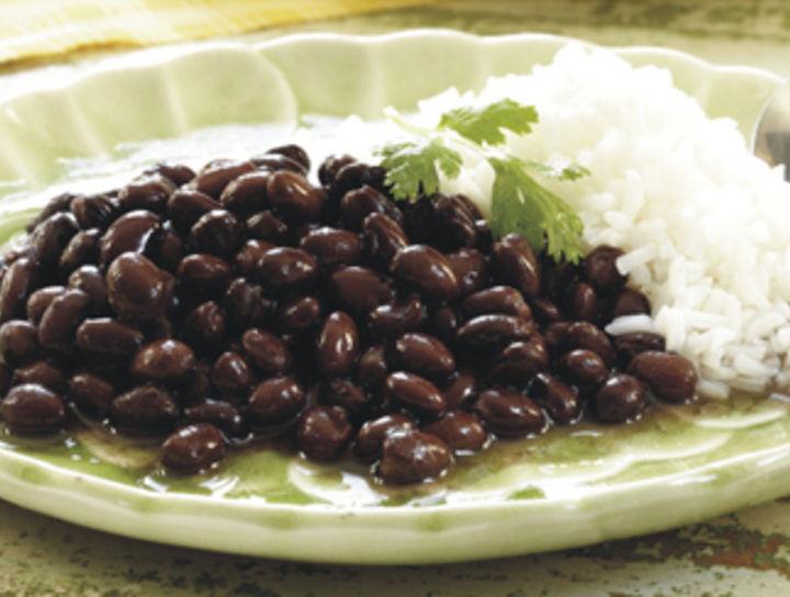 Resultado de imagen para arroz con frijol