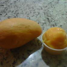 Nieve de mango