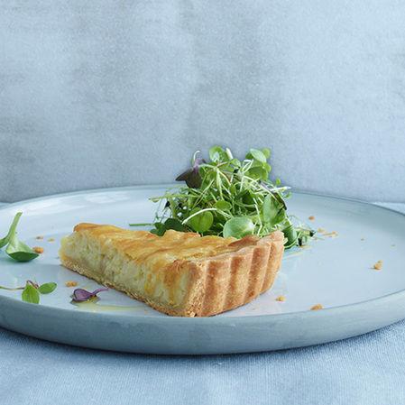 Tarta Cremos de Cebolla