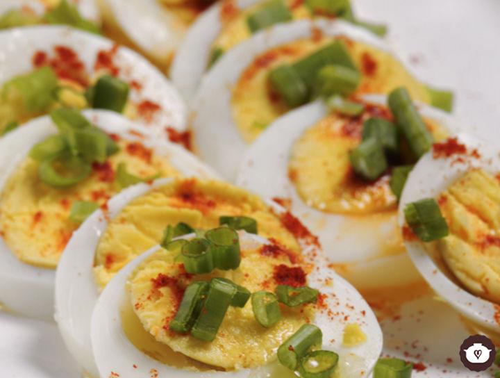 Huevos a la gallega