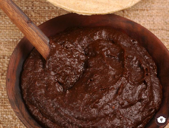 Pasta de mole negro Oaxaqueño