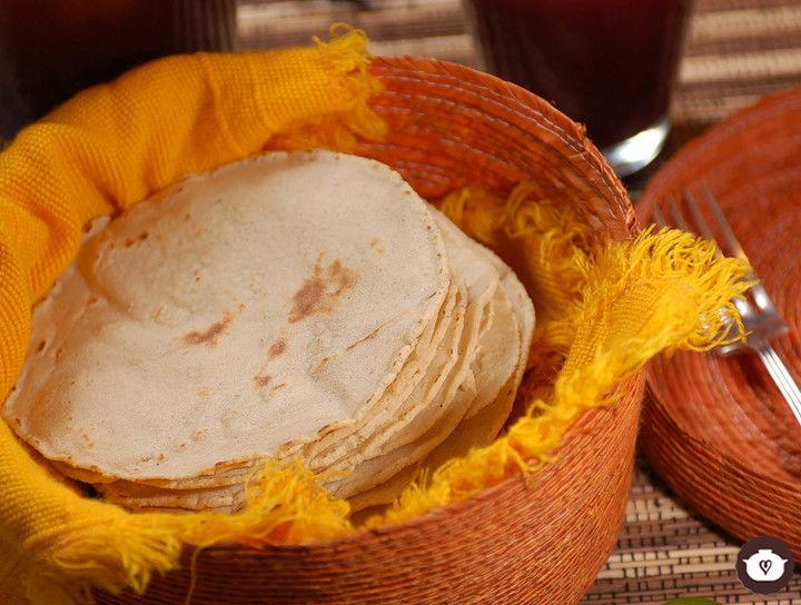 Recetas de cocina con tortillas de maiz