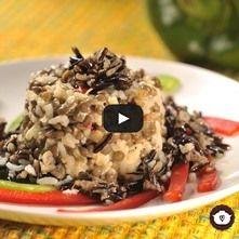 Ensalada de lentejas con arroz