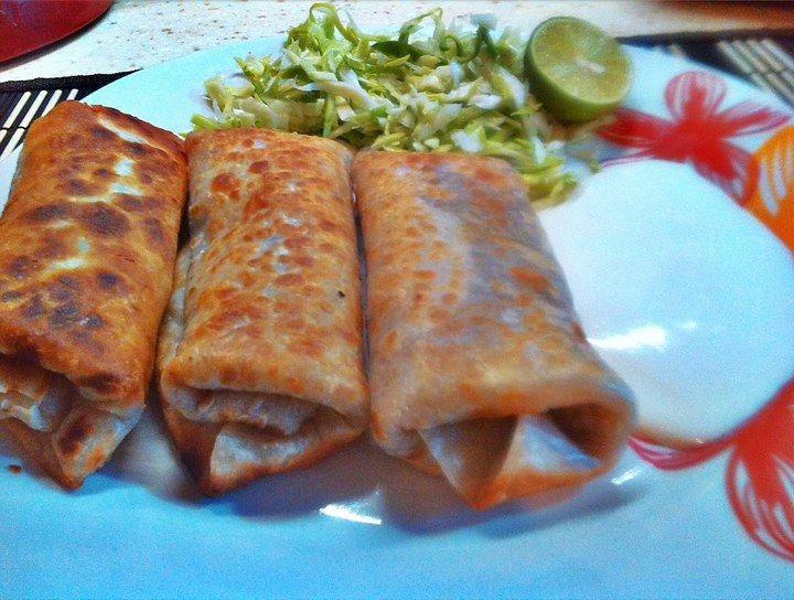 Burritos victorenses