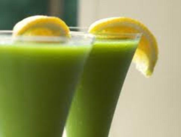 Smoothie verde (Depura tu organismo, nutre piel y cabello)