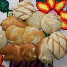 Pan Huasteco tradicional