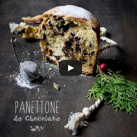 Panettone de Chocolate