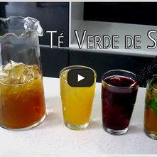 Bebidas de sabores