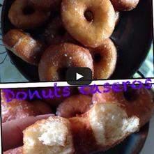 Donuts caseros FÁCIL