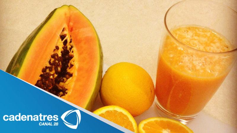 Jugo desintoxicante y antioxidante