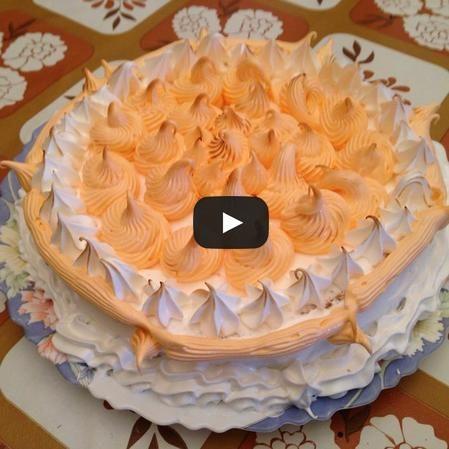 Tarta 3 Leches - con dulce de leche y merengue suizo