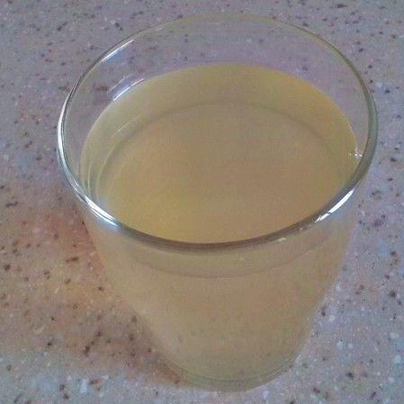 Agua de naranja agria (naranjada cucha)