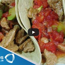 Tacos de sardina