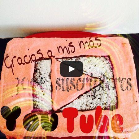 Pastel de YouTube