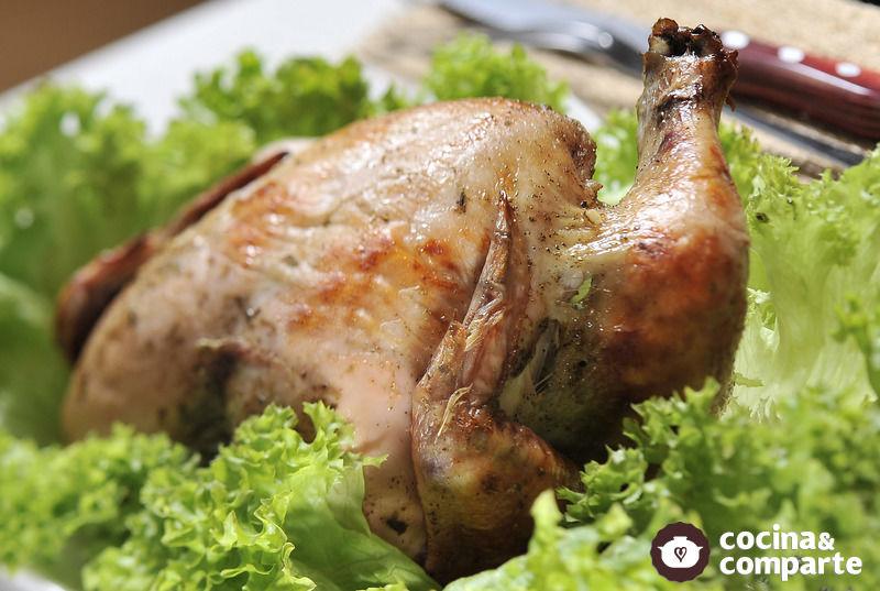 Pollo violado
