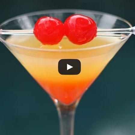 Martini bikini