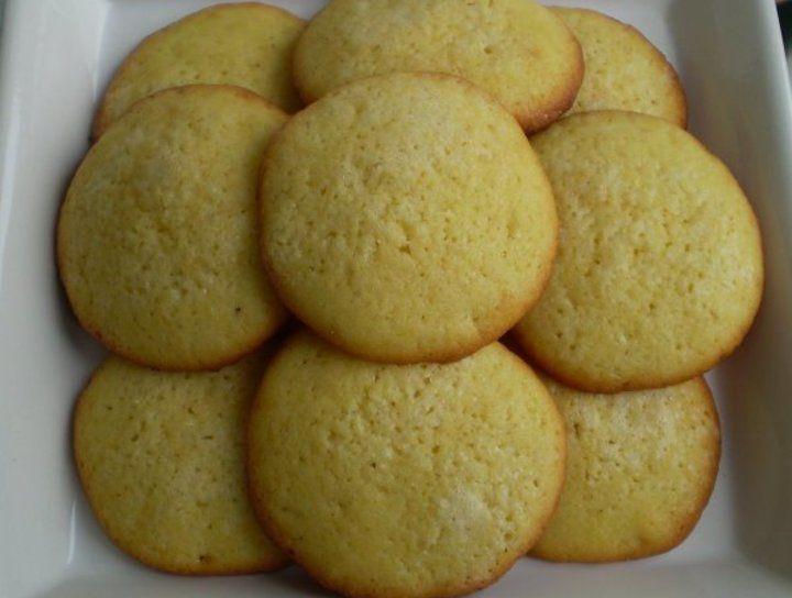 Galletitas fáciles de limón o naranja