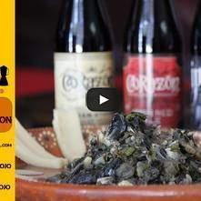 Cuitlacoche y Cerveza Corazón