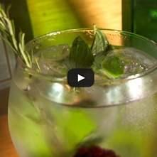 Gin Tonic estilo Toscalia