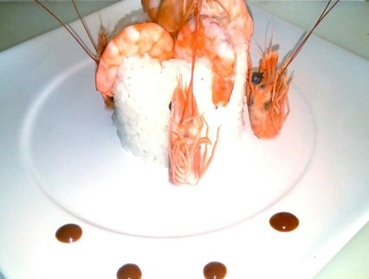 Crevettes vénitien