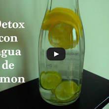 Desintoxica tu cuerpo con limón