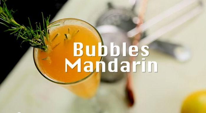 Bubbles Mandarine