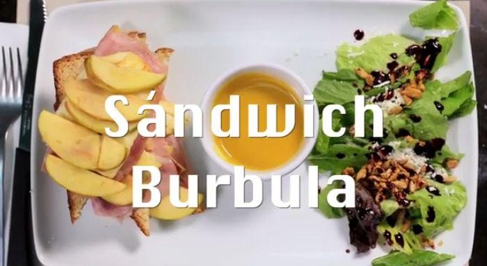 Sándwich Burbula