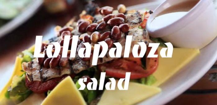 Lollapaloza salad
