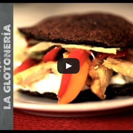 Chicken Portobello Burger