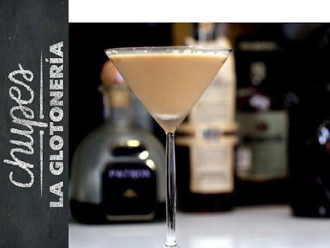 Martini tiramisú