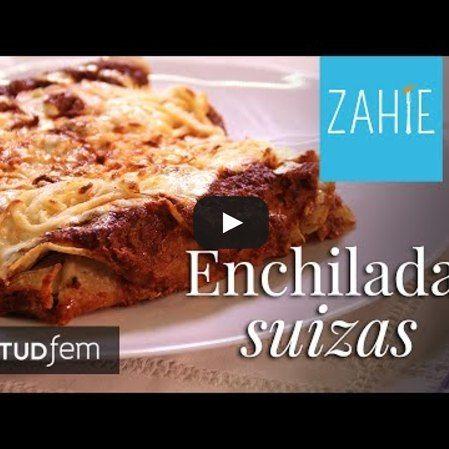 Enchiladas suizas
