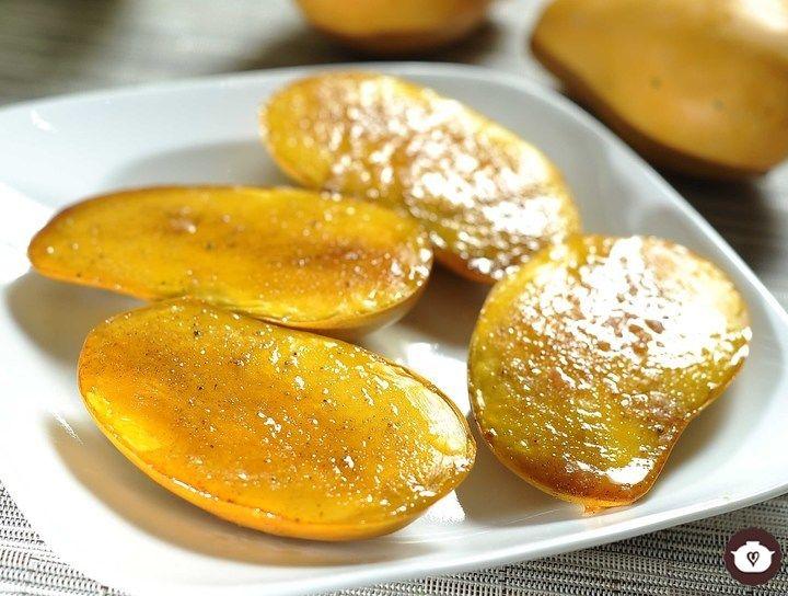 Mango Brulée