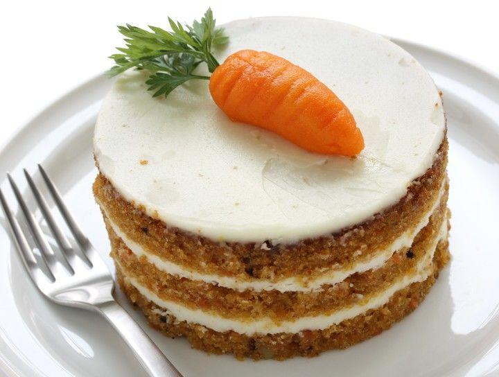 Pastel de zanahoria