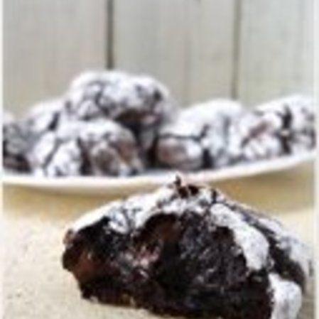 Galletas de chocolate sin harina