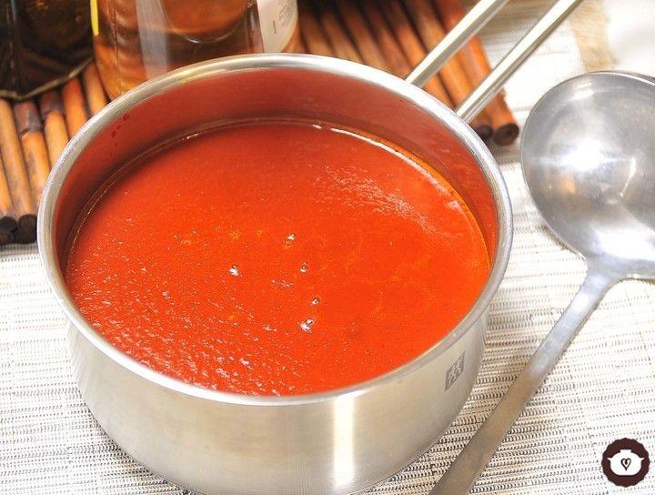 Salsa de chile colorado