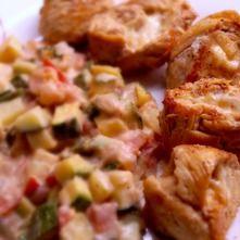 Rollitos de pollo