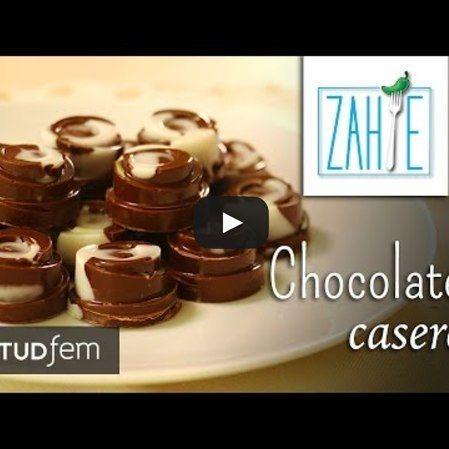 Chocolates caseros