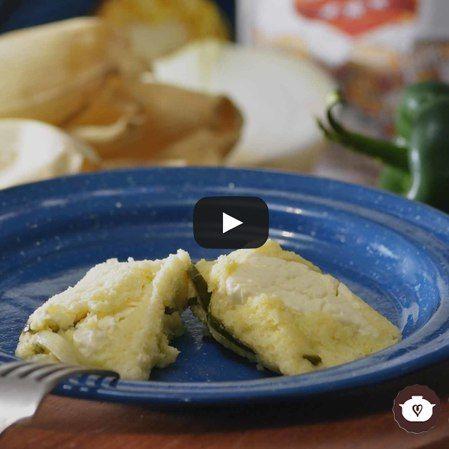 Tamales canarios salados