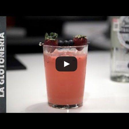 Tequila para las Fresas